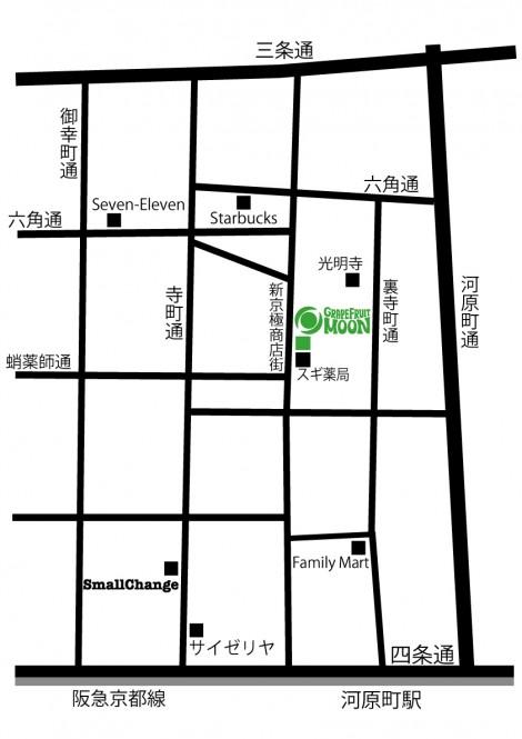 京都-GM 地図